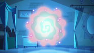 S2E41 Dimensional portal in Star Butterfly's room