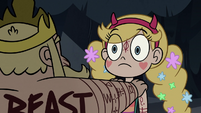 S3E27 Star Butterfly looks into her father's eyes
