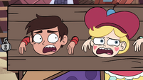 S4E2 Star and Marco very grossed out