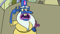 S2E25 Glossaryck answering a mental phone call