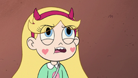 S2E9 Star Butterfly renouncing Mina Loveberry