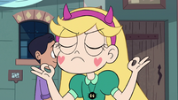 S2E41 Star Butterfly calming herself