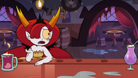 S3E22 Hekapoo 'we just sat down'