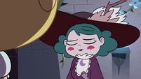 S4E10 Queen Eclipsa bearing a heavy heart