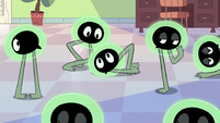 S2E11 Tadpoles striking a pose