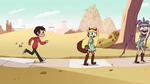 S2E9 Marco Diaz catching up to Star