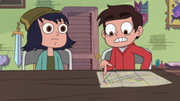 S3E23 Marco starts to panic over Star's map position