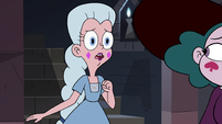S4E3 Moon comes running down the stairs