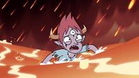 S4E6 Tom in the raging ocean of lava