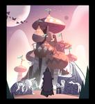 Moon the Undaunted - Background Art 2