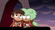 S3E19 Marco and Kelly watching the Soulrise together