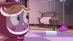 S2E23 Star Butterfly looks at spinning wheel