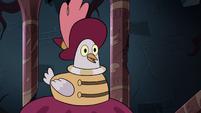 S3E24 Rich Pigeon 'legs heal, Marco'