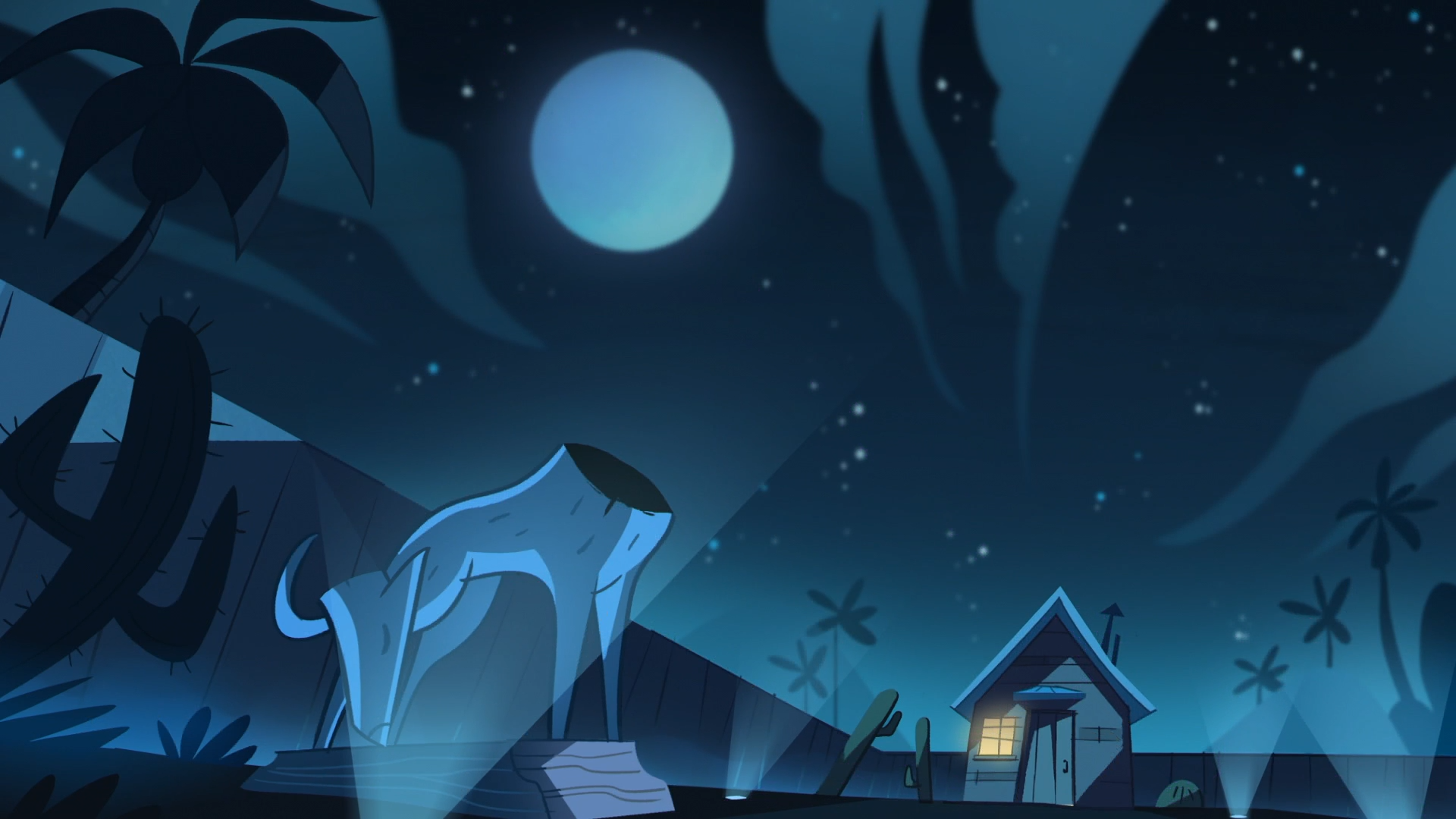 image cheer up star background diaz house backyard night png