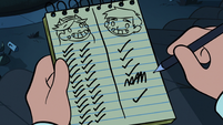 S1E14 Star and Marco's rescue tally 29-5