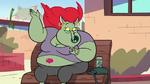 S2E16 Miss Skullnick tosses her celery away