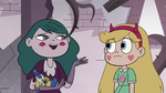 S3E11 Eclipsa Butterfly 'I love it here'