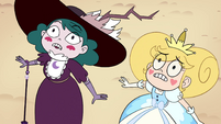 S4E10 Star Butterfly and Eclipsa looking horrified