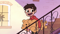 S1E13 Marco comes back down the stairs