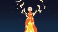 S2E19 Tom performs a demonic ritual