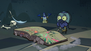 S2E35 Glossaryck opening the book of spells