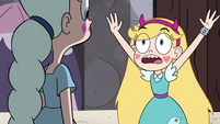 S4E32 Star Butterfly 'we gotta go now!'