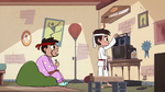 S2E37 Sensei wonders why Marco is in his room