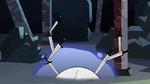 S2E41 Omnitraxus Prime phasing through the floor