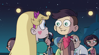 S2E41 Oskar Greason walks up to Star Butterfly