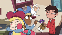S4E2 Marco takes his wallet and shoes back