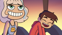 S3E13 Marco Diaz laughing with Jackie
