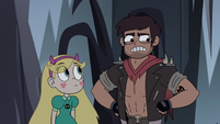 S4E5 Marco 'quested together for a while'