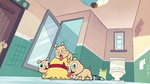 S2E4 Laser puppies still licking Star Butterfly