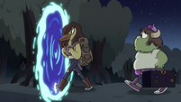 S3E31 Alternative monsters leaving Mewni