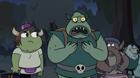 S3E31 Buff Frog 'everyone in castle still scared of me'