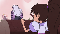 S3E38 Marco Diaz watching Meteora walk away