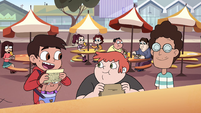 S4E26 Marco thanks his friends for punches