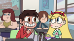 "S1E3 Marco ""that's the most she's ever talked to me!"""