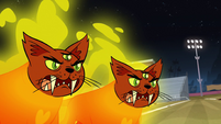 S1E4 Firecats approach Warriors
