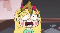 S2E9 Star Butterfly gasps deeply
