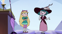 S4E23 Eclipsa 'people keep saying that'