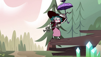 S4E23 Eclipsa and Globgor land on the ground