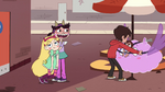 S4E26 Marco puts Mariposa on Cloudy