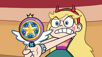S1E5 Star readies her magic wand
