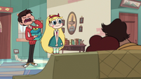 S1E9 Marco clearing his throat