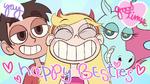 S1e2 happy besties