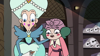 S3E28 Eclipsa 'I told you to watch your step!'