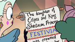 S3E28 Eclipsa Butterfly's redacted archive scroll