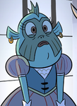 Unnamed fish princess profile