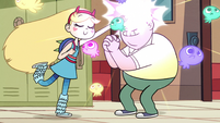 S1E10 Star zaps a boy with magic